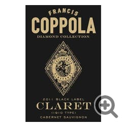 Francis Ford Coppola Winery Diamond Label 'Claret' 2011
