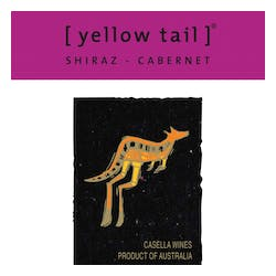 Yellow Tail Shiraz-Cabernet 1.5L image