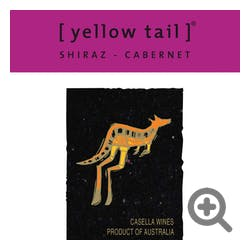 Yellow Tail Shiraz-Cabernet 1.5L