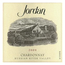 Jordan Vineyards Chardonnay 2009 image