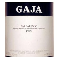 Gaja Barbaresco 1998 image