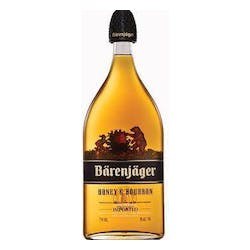 Barenjager Honey& Bourbon 750m Liqueur image