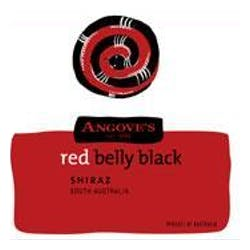 Angove's 'Red Belly Black' Shiraz 2008 image