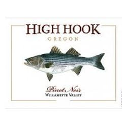 Fish Hook Vineyards 'High Hook' Pinot Noir 2010 image