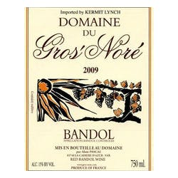 Domaine Gros Nore Bandol Rouge 2009 1.5L image
