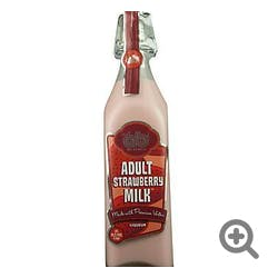 Adult Strawberry Milk 750ml