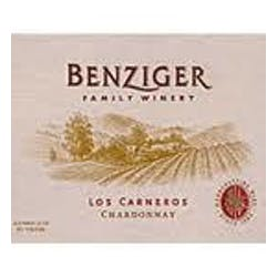 Benziger Family Winery 'Carneros' Chardonnay 2010 image