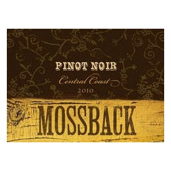 Mossback Pinot Noir 2012 image