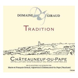 Domaine Giraud 'Tradition' Chateauneuf du Pape 2010 image