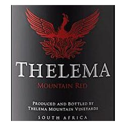 Thelema Mountain Red 2009 image
