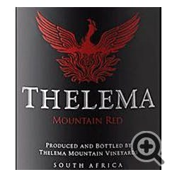 Thelema Mountain Red 2009