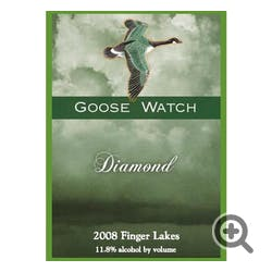 Goose Watch 'Diamond' White Blend 2017