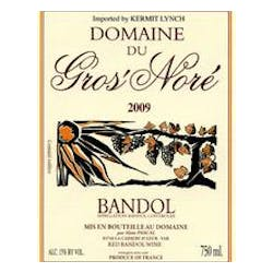 Domaine Gros Nore Bandol Rouge 2009 image