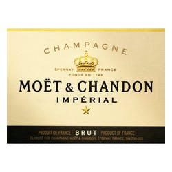 Moet & Chandon Brut 'Imperial' 750ml image