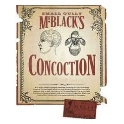 Small Gully Wine Mr. Black's 'Concoction' Shz/Viog 2009 image