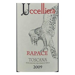 Uccelliera 'Rapace' Sangiovese Blend 2009 image