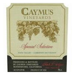 Caymus Vineyards Special Selection Cabernet Sauv 2010 image