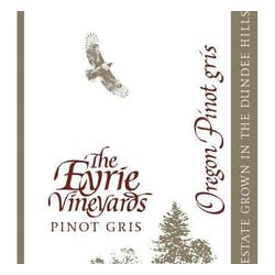 Eyrie Vineyards Pinot Gris 2011 image