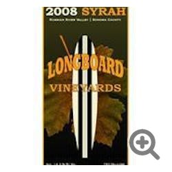 Longboard Vineyards Syrah 2008