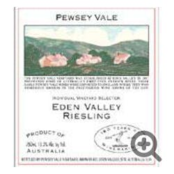 Pewsey Vale Dry Riesling 2011