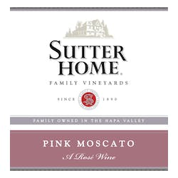 Sutter Home Pink Moscato 1.5L image