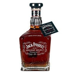 Jack Daniel's 'Holiday Select' 750ml 2012 Barrel Tree image