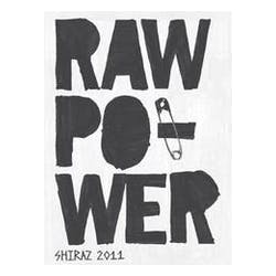 Raw Power Shiraz 2013 image