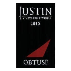 Justin Vineyards 'Obtuse' Port 2010 375ml image