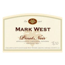 Mark West 'Appellation Series' Pinot Noir 2010 image