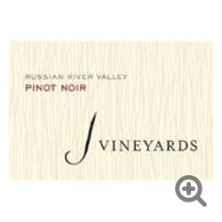 J Vineyards 'Russian River' Pinot Noir 2010