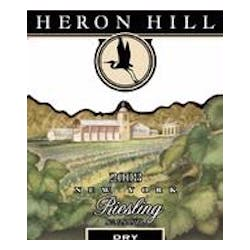 Heron Hill Winery Dry Riesling 2010 image
