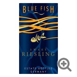 Blue Fish Sweet Riesling
