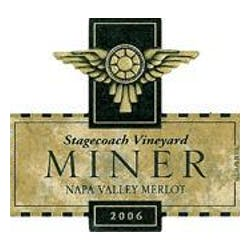 Miner Family 'Stagecoach' Merlot 2009 image