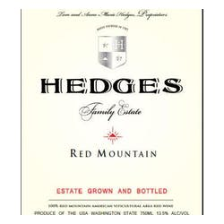 Hedges 'Red Mountain' Estate 2010 image