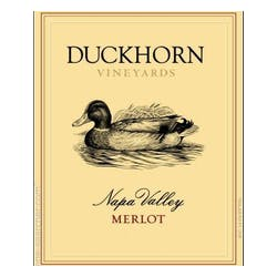 Duckhorn Vineyards Merlot 2010 image