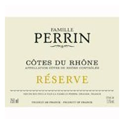 Perrin Famille 'Reserve' Blanc 2013 image