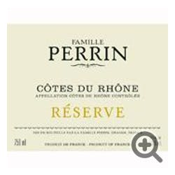 Perrin Famille 'Reserve' Blanc 2013