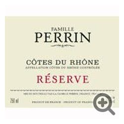Perrin Famille Reserve Rouge 2012