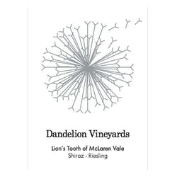 Dandelion 'Lion's Tooth' Shiraz/Riesling 2009 image