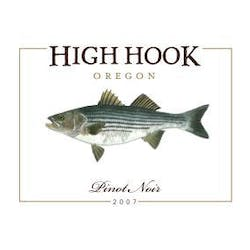 Fish Hook Vineyards 'High Hook' Pinot Noir 2011 image