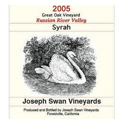 Joseph Swan 'Great Oak' Syrah 2007 image