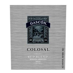 Don Miguel Gascon 'Colosal' Red Blend 2012 image