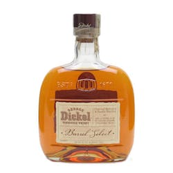 George Dickel 86prf 750ml Barrel Select image