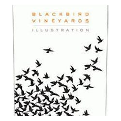 Blackbird Vyds 'Illustration' Proprietary Red 2009 image