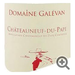 Domaine Galevan Chateauneuf du Pape 2010