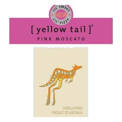 Yellow Tail Pink Moscato 1.5L image