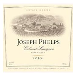 Joseph Phelps Vineyards Cabernet Sauvignon 2010 image