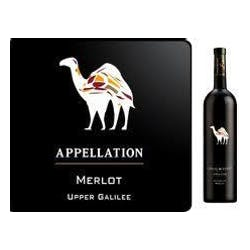 Carmel Winery 'Appellation' Merlot 2009 image