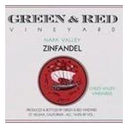 Green & Red 'Chiles Canyon' Zinfandel 2010 image