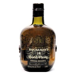 Buchanan's 18yr 86prf 750ml Special Reserve Blended Scotch image